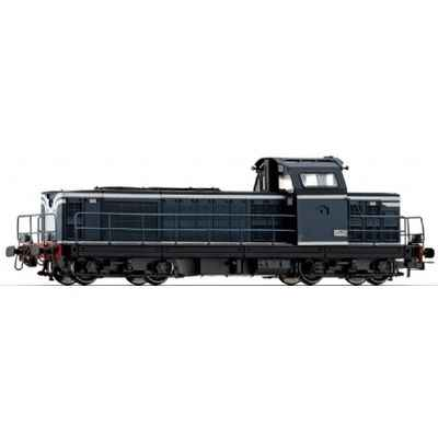 Locomotive Diesel Jouef BB66400 Bandes Blanches -hj2030