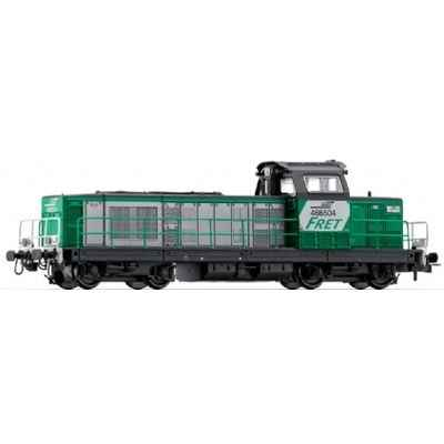 Locomotive Diesel Jouef BB66504 Fret -hj2033