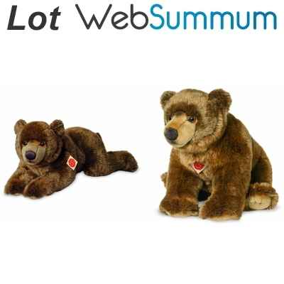 Peluches Animaux Hermann Teddy