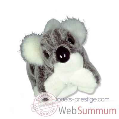 Video Marionnettes peluche a main - lpm-Koala