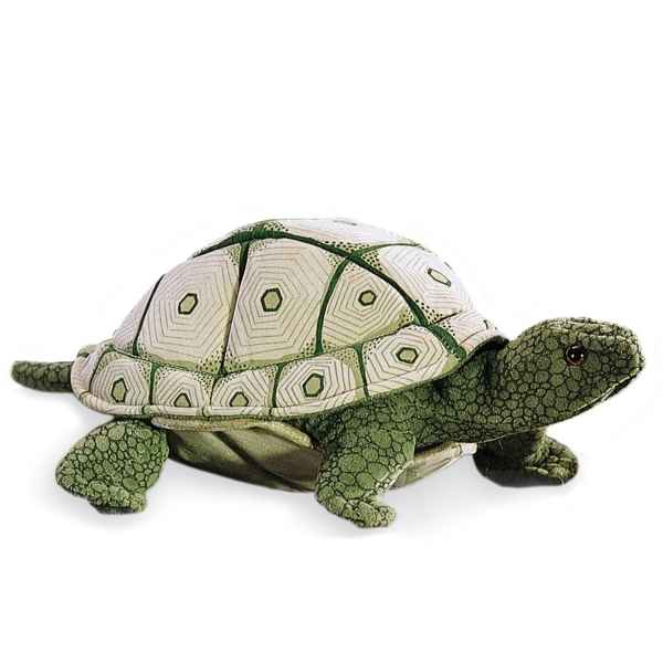 Video Marionnette peluche, Tortue ecaillee -2181