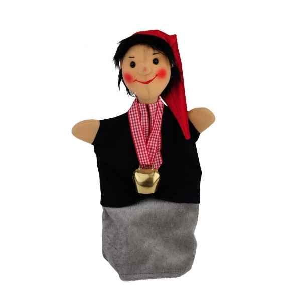marionnette kersa enfant avec cloche 13740 dans marionnette personnage de marionnettes. Black Bedroom Furniture Sets. Home Design Ideas