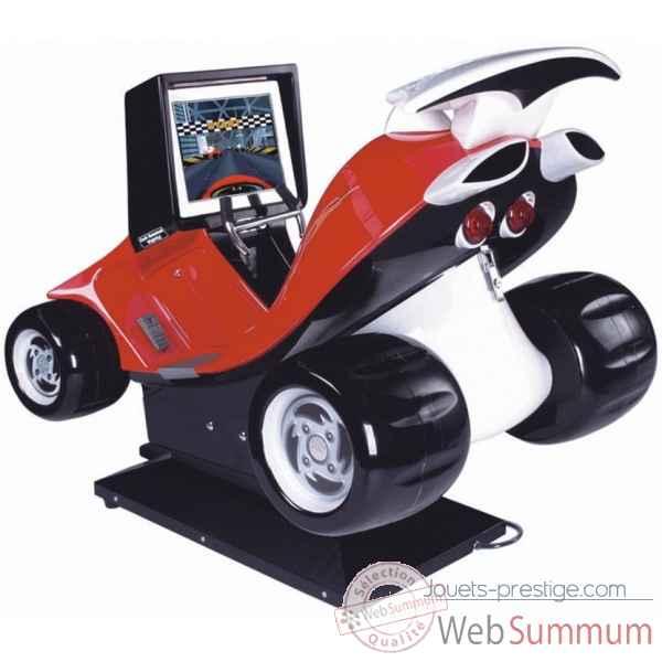 space kart simulator merkur kids 73012262 dans simulators sur jouets prestige. Black Bedroom Furniture Sets. Home Design Ideas