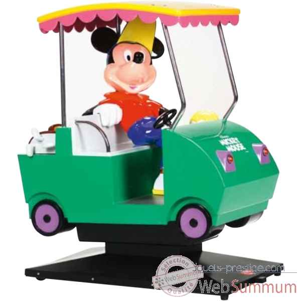 Voiture de golf mickey Merkur Kids -73011527