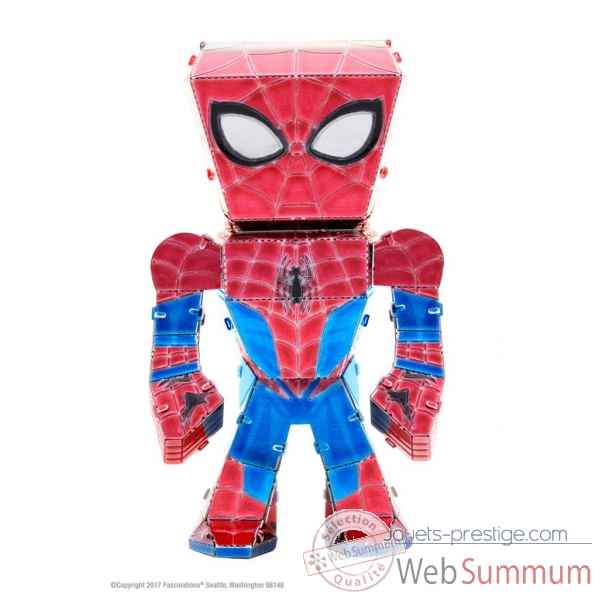 Maquette 3d en metal avengers-spider-man Metal Earth -5060005