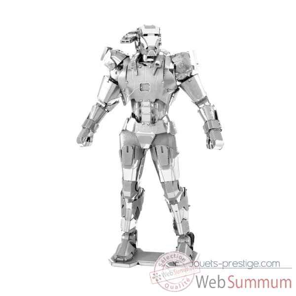 Maquette 3d en metal avengers-war machine Metal Earth -5061323