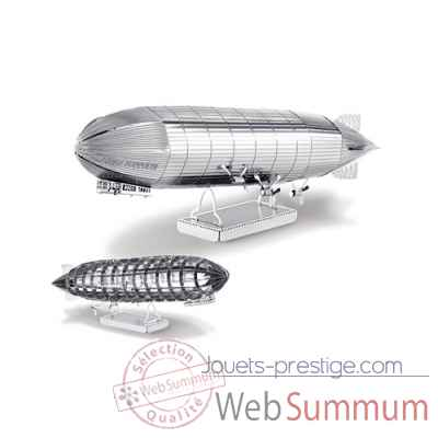 Maquette 3d en metal avion avion graf zeppelin Metal Earth -5061063