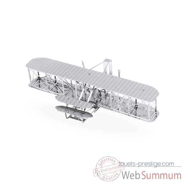 Maquette 3d en metal avion wright flyer Metal Earth -5061042