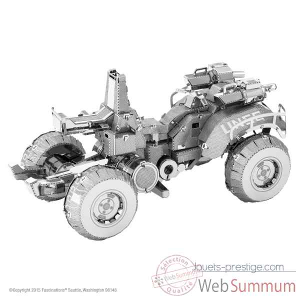 Maquette 3d en metal halo-unsc gungoose Metal Earth -5061296