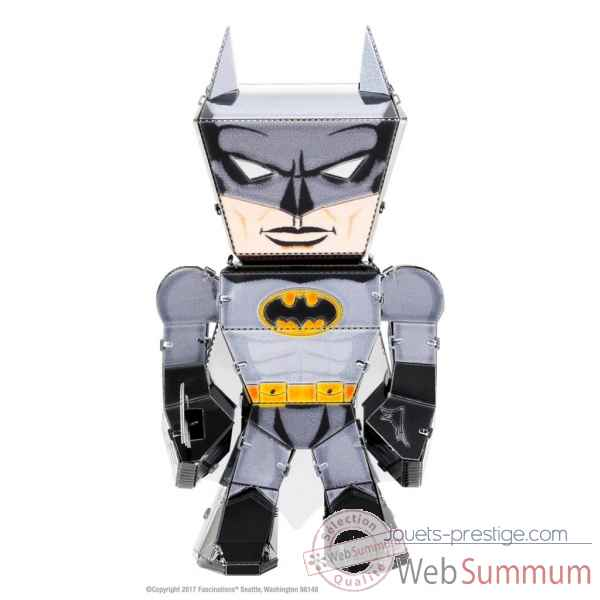 Maquette 3d en metal justice league-batman Metal Earth -5060021