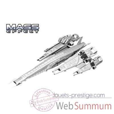 Maquette 3d en metal mass effect-normandy sr2 Metal Earth -5060311