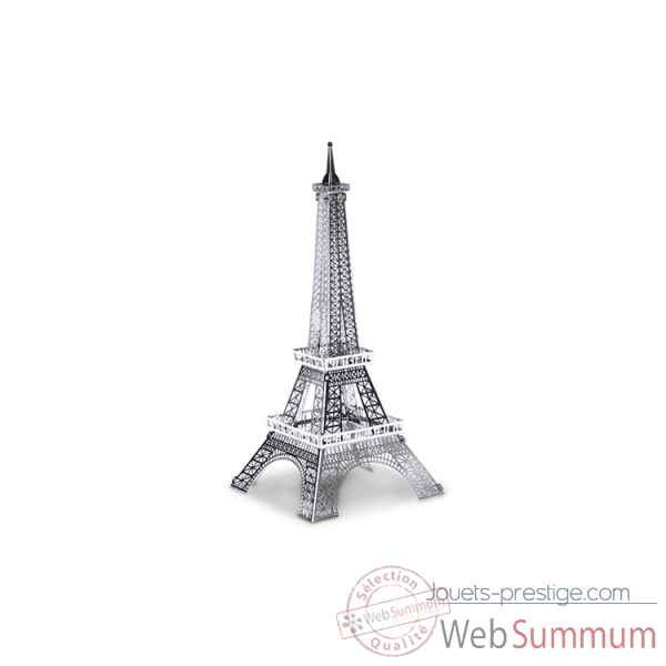 Maquette 3d en metal monument tour eiffel Metal Earth -5061016