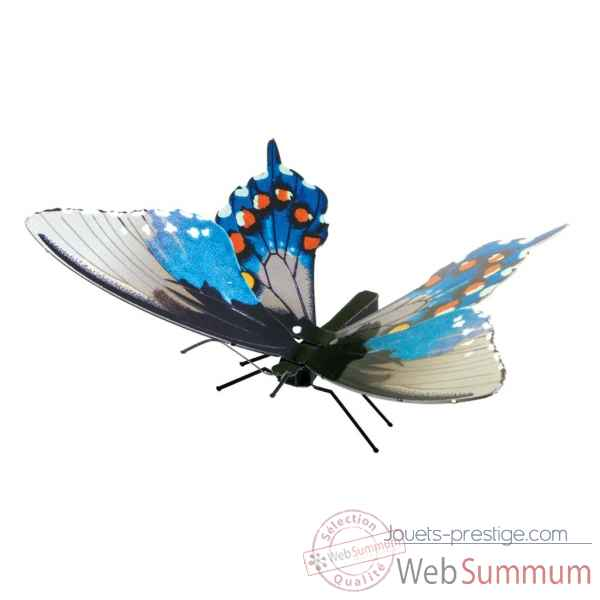 Maquette 3d en metal papillon pipevine swallowtail Metal Earth -5061128
