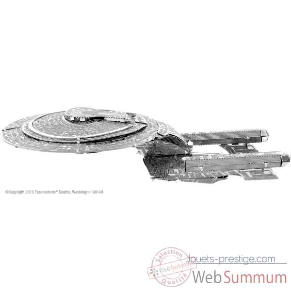 Maquette 3d en metal star trek-uss enterprise ncc-70d Metal Earth -5061281