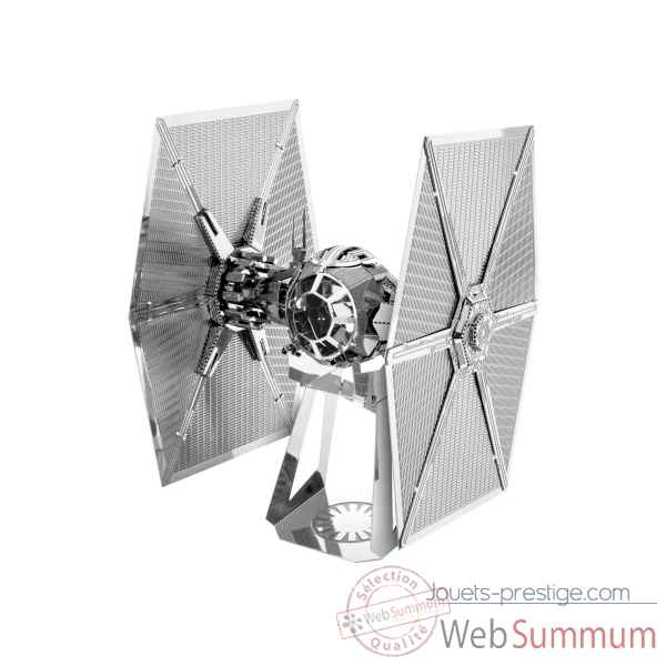 Maquette 3d en metal star wars (ep7) special forces tie fighter 2 Metal Earth -5061267