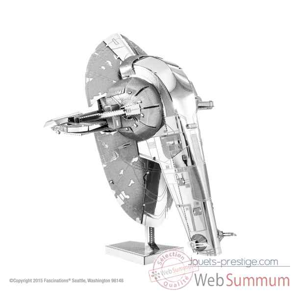 Maquette 3d en metal star wars slave i 6 Metal Earth -5061260