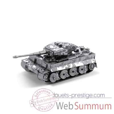 Maquette 3d en metal tiger i tank Metal Earth -5061203
