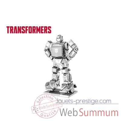 Maquette 3d en metal transformers-bumblebee Metal Earth -5060301