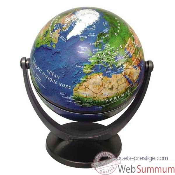mini globe g ographique stellanova non lumineux mod le classique de jouets globes e. Black Bedroom Furniture Sets. Home Design Ideas