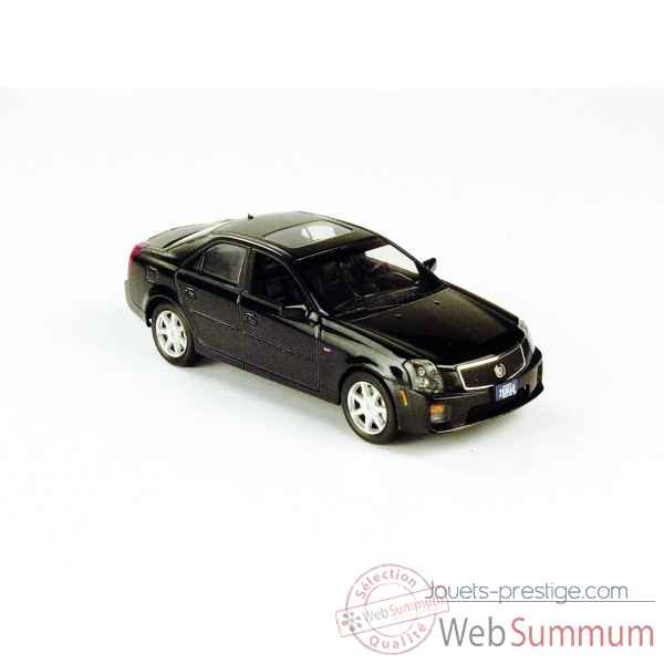 Cadillac cts v noire 2005 Norev 910011
