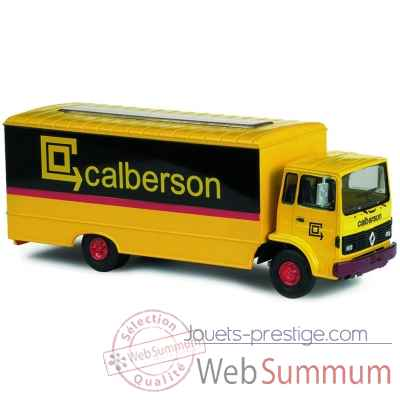 Camion renault sj long calberson Norev 518501