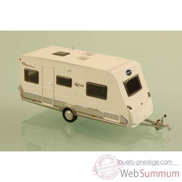 Caravane caravelaire ambiance style Norev 895000