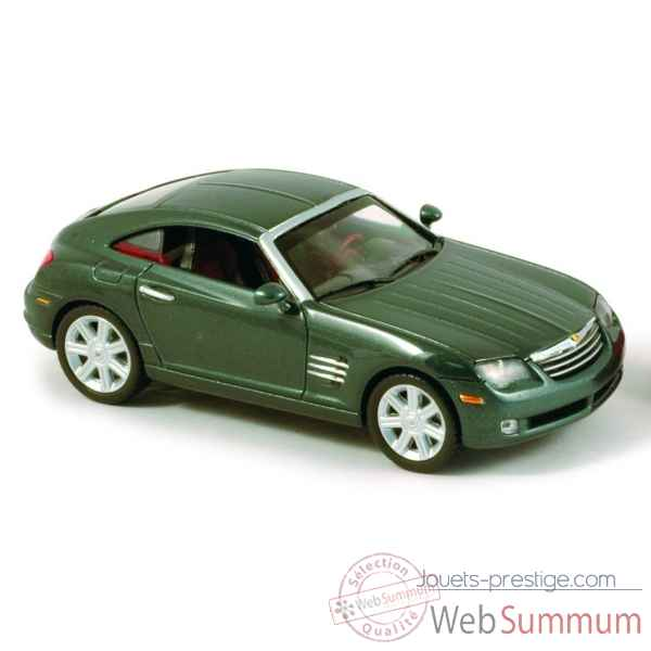 Chrysler crossfire coupe graphite metallic Norev 940000