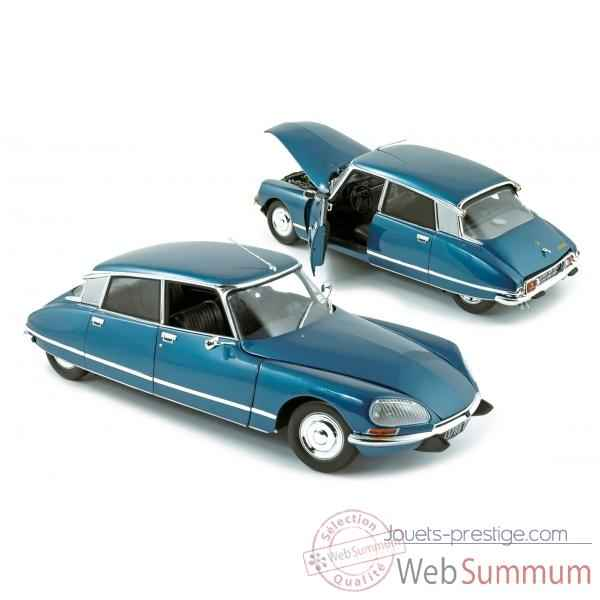 Citroen ds 23 pallas 1974 - delta blue Norev 181576
