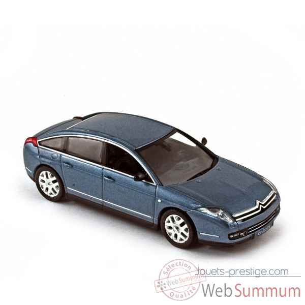 Citroen c6 2005 iron grey  Norev 155620