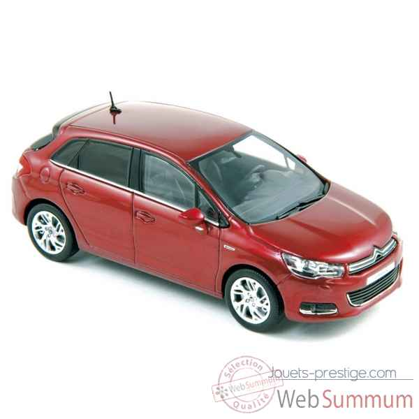 Citroen c4 2010 red  Norev 155440
