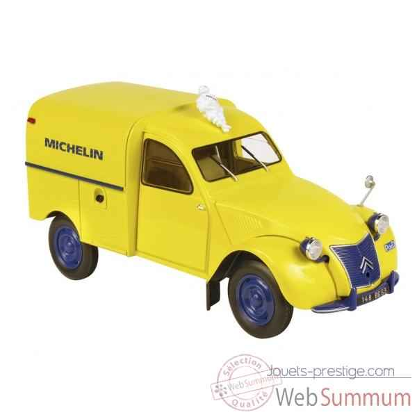 2cv camionnette miniature