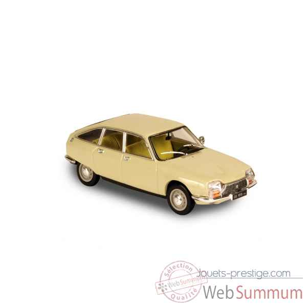 Citroen gs beige erable 1970 Norev 158211
