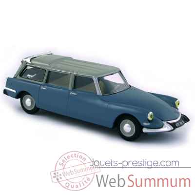 Citroen id break bleu Norev 155018