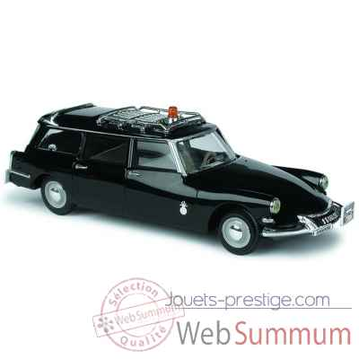 Citroen id break gendarmerie Norev 155026