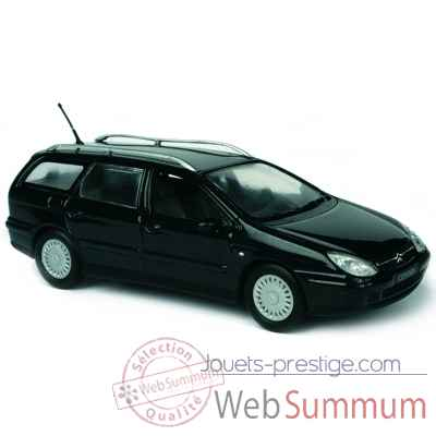 Citroen c5 break gris fulminator Norev 155550