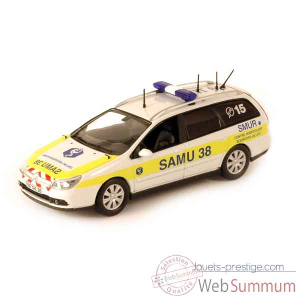 Citroen c5 break samu 38 Norev 155555