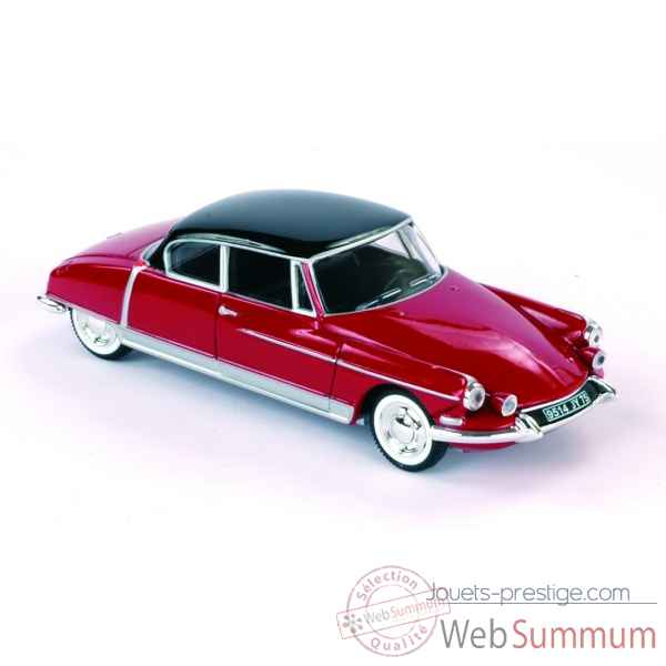 Citroen ds chapron coupe le paris Norev 158055