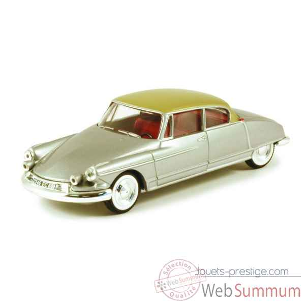 Citroen ds chapron coupe le paris Norev 158057