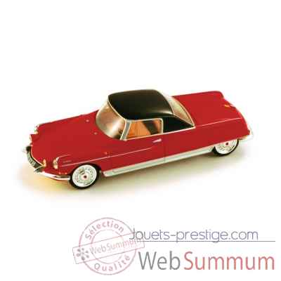 Citroen ds dandy bordeaux Norev 158053
