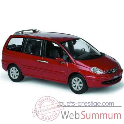 Citroen c8 rouge lucifer Norev 159205