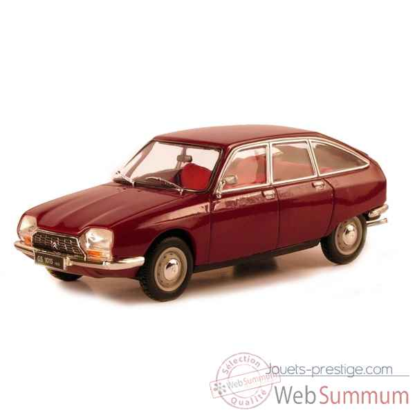 Citroen gs rouge massena Norev 158212