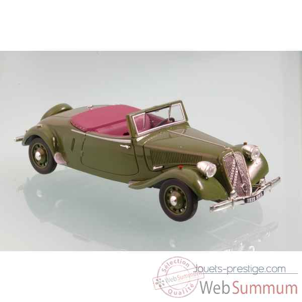 Citroen traction 15/6 cabriolet Norev 153121