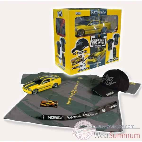 Coffret collector mustang Norev 182706