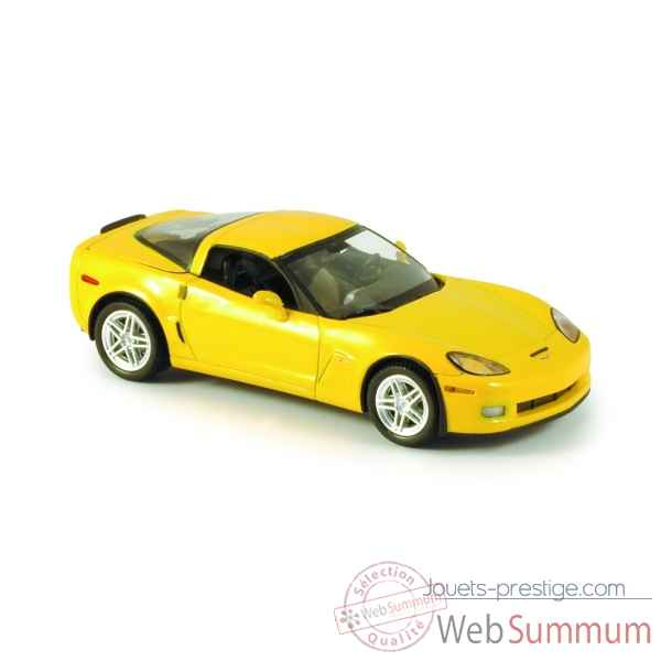 Corvette z06 velocity yellow Norev 900002