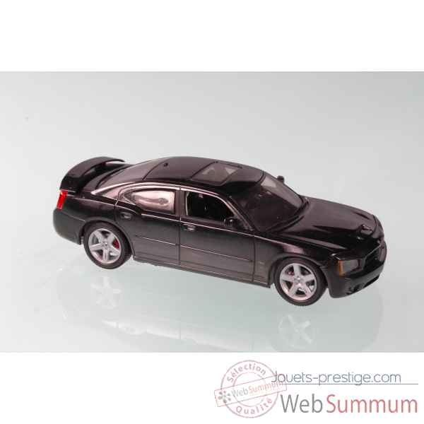 Dodge charger srt8 brilliant black crystal pearl Norev 950005