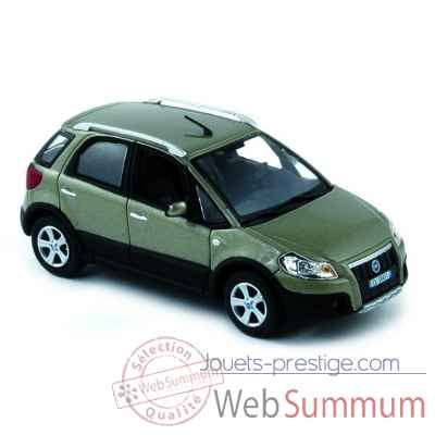 Fiat sedici sable glamour 2006 Norev 770091