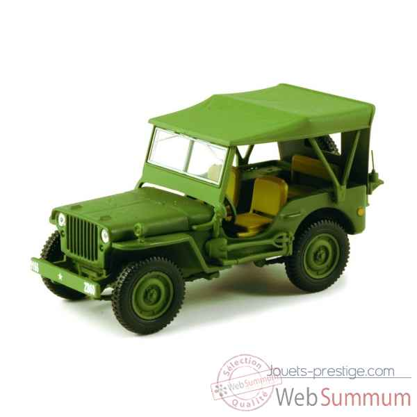 Jeep willys armee americaine Norev 845010