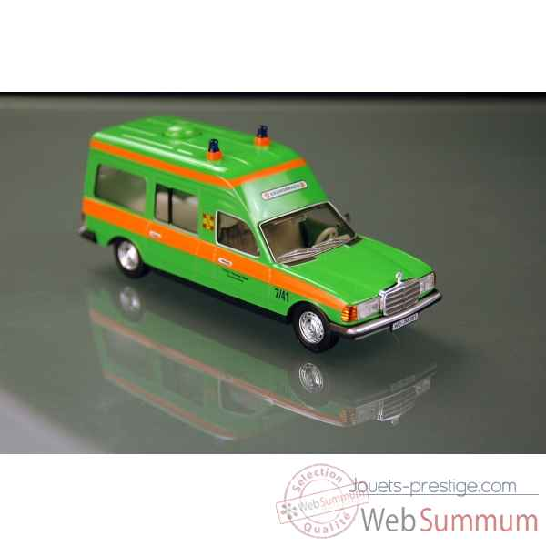 Mercedes ambulance deco asb Norev 351154