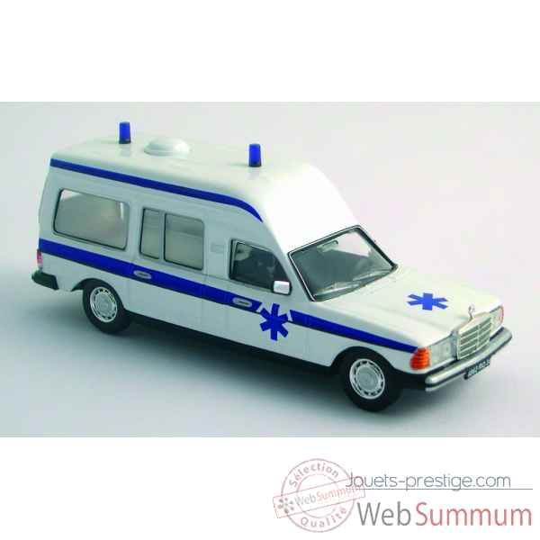 Mercedes-benz ambulance Norev 351150