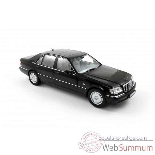 Mercedes benz s600 1997 bornit metallic hq Norev 183560